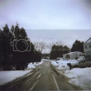 Picture from the Holga