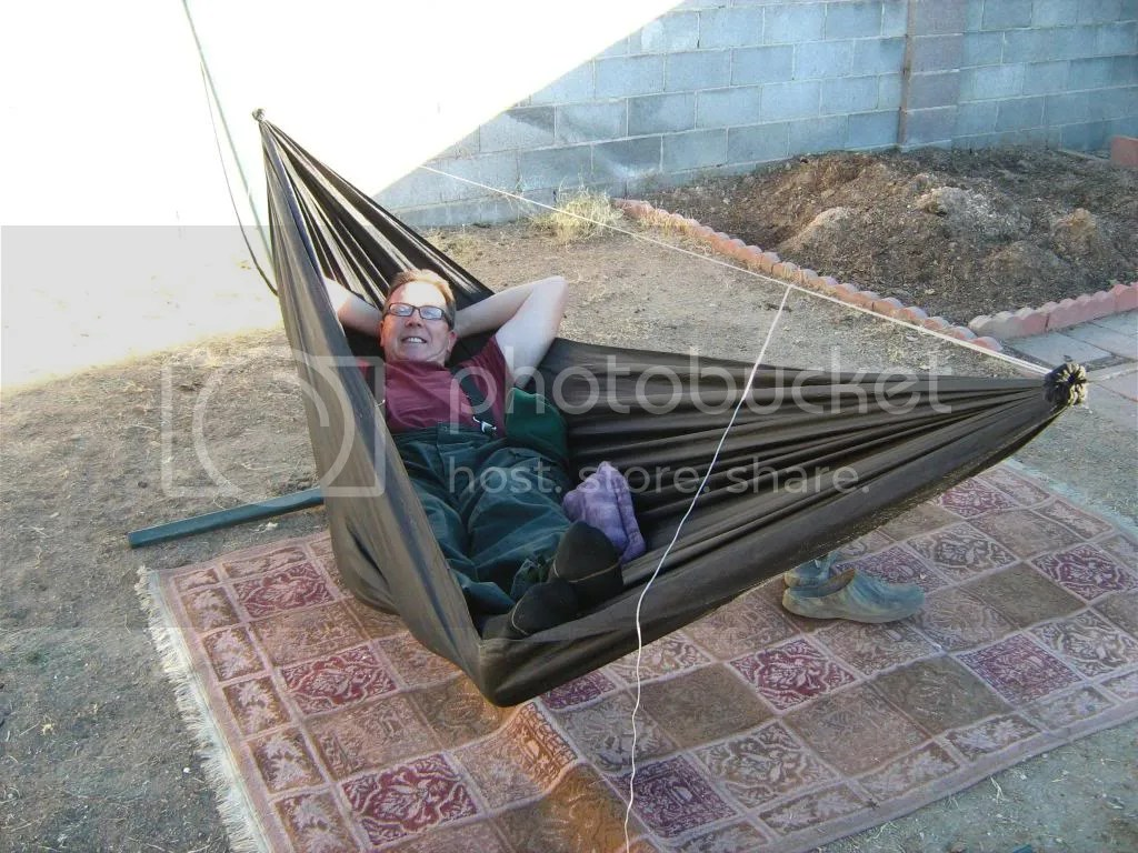 Comercial Hammock Stand