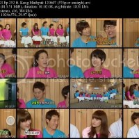 **Updated w/Eng Subs**[News | DL] 120607 Kang Minhyuk Shared His Secrets On Happy Together S3 Ep 252