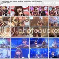 [Vid |Caps| DL] 120610 Juniel feat. Jung Yonghwa - Interview, Illa Illa, Fool @ SBS Inkigayo Plus HD Caps
