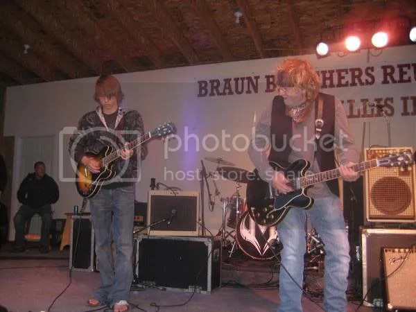 Ray Wylie and his boy