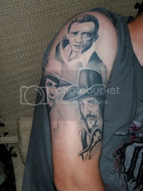 One of the coolest tats Ive ever seen!