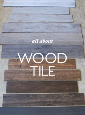 8 Tips for Nailing the Wood Tile Look   Little Green Notebook photo LGN WOOD TILE jpg