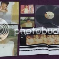 Stefanie Sun Yan Zi - 1st and 2nd Albums Vinyl LP