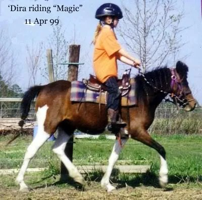Madira riding Magic Place Resida