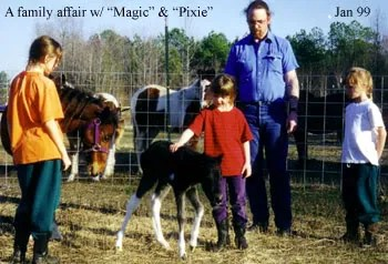 A family affair with Magic Place Resida and LP Painted Pixiewing