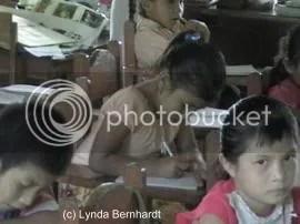 School children (c) Lynda Bernhardt