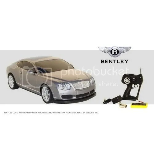 Bentley Nitro rc car