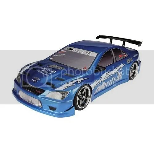 Losi Drift-R Sedan RTR w/XR2i