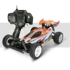 RTR Rising Storm 4wd Buggy