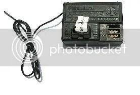 nitro rc car futaba 2 channel receiver