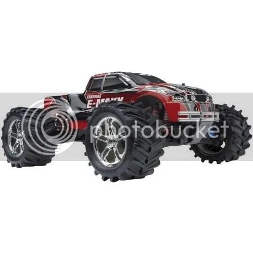 Traxxas E-maxx RTR 4WD