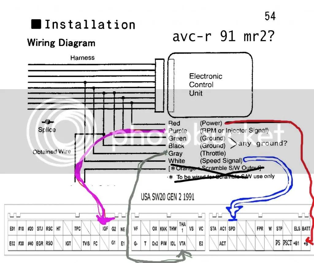 Groß Toyota Mr2 Schaltplan Bilder - Schaltplan Serie Circuit ...