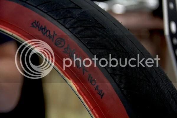 BMX tires