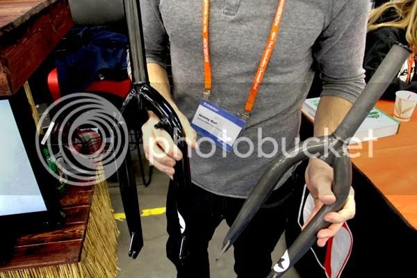 BMX fork