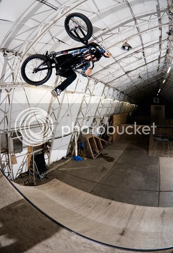 Tony Hamlin BMX