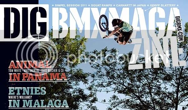 DIG BMX MAGAZINE - Issue 81