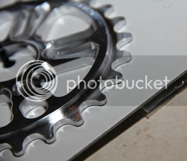 BMX chain ring