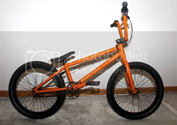 Fly Bikes Complete BMX bike