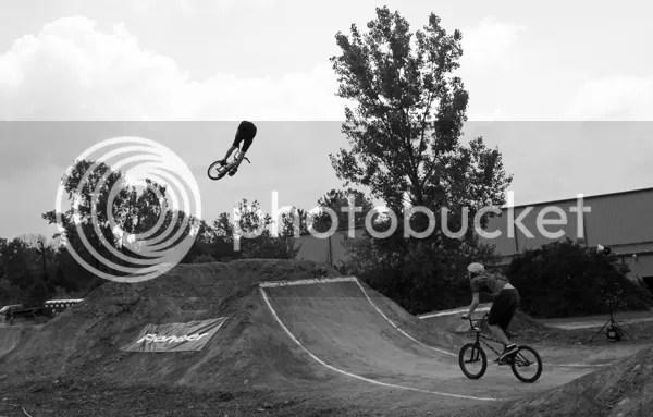 DK Dirt Circuit Ryan Wert Reed Stark BMX