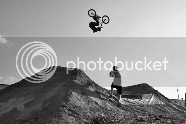 BMX Frontflip