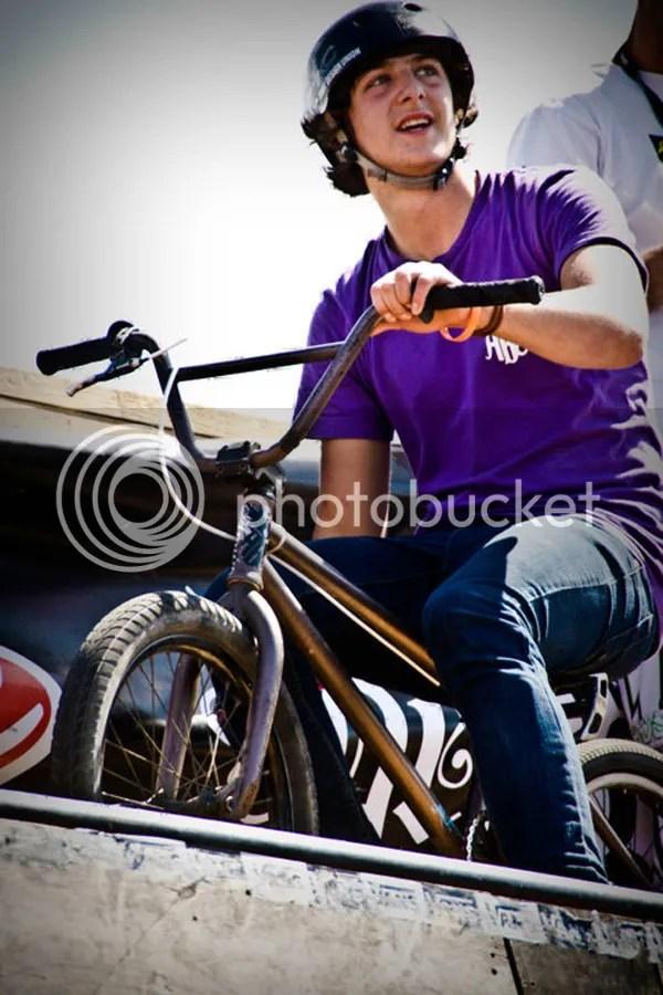 Mike King BMX