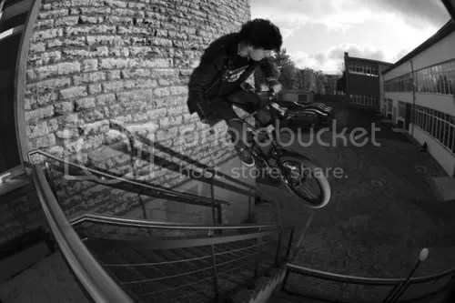 Kert Petersel BMX