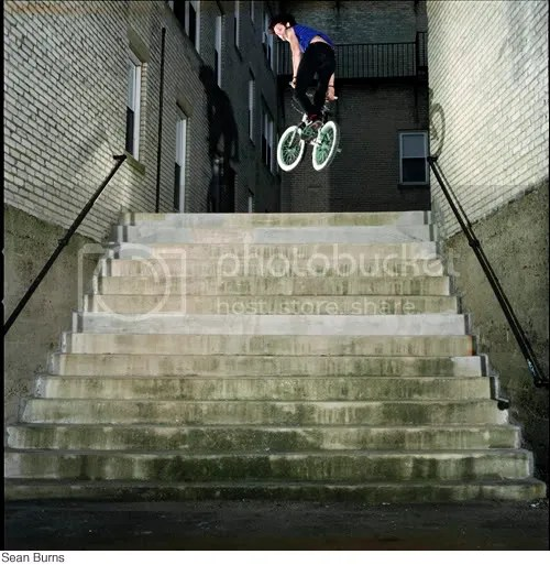 Sean Burns BMX