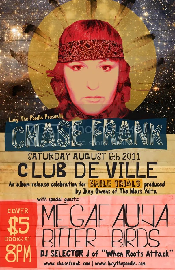 Chase Frank's Album Release!