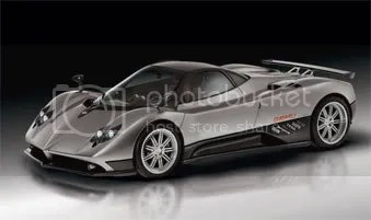 Pagani Zonda Roadster F C12S 7.3 Clubsport