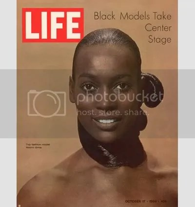 Naomi Sims, 61, who died of breast cancer in Newark, New Jersey on August 1, was the first black supermodel (Courtesy: theconnection103)