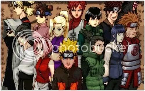 Naruto Teste