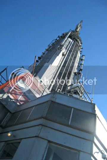 Empire State Building peak