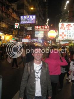 Street of Mongkok