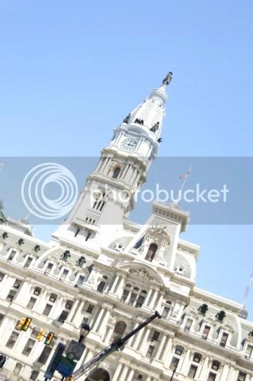 City Hall Closeup
