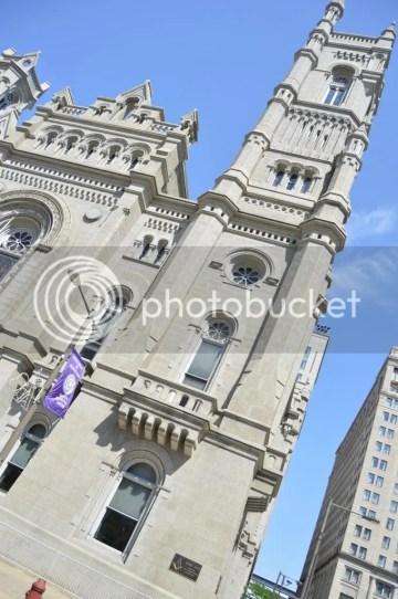 Masonic Temple tower