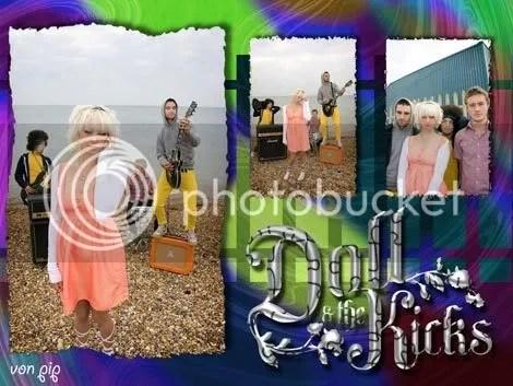 Doll And The Kicks (Brighton Source)
