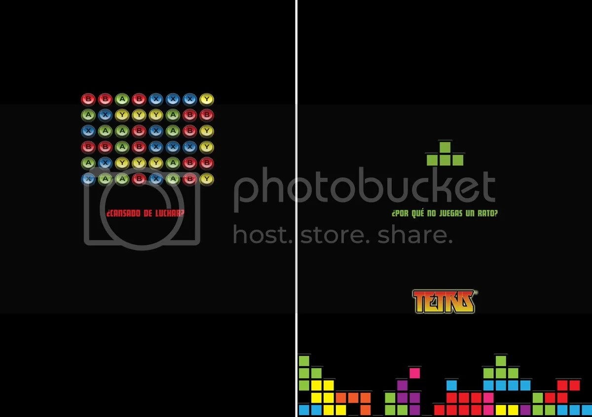Tetris - Propuesta 1