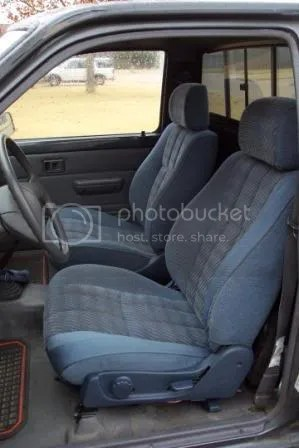 Bucket Seat For Toyota Pickup
