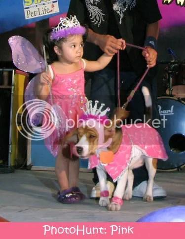 Mika and Princess