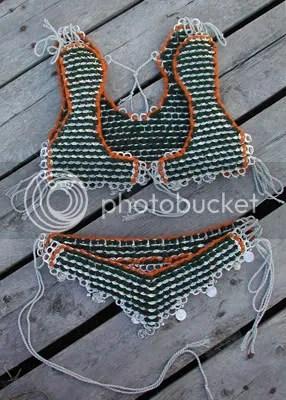 turkish vest in shade