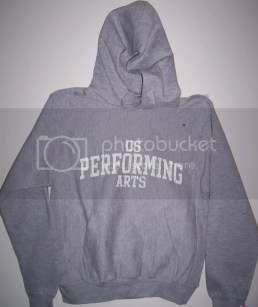US Performing Arts Sweatshirt