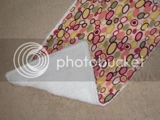 Burpie aka burp cloth