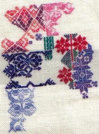 Patchwork Sampler