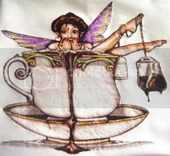 teabath fairy