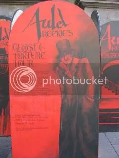 Ghost and Torture Tour...ooooOOOoooo