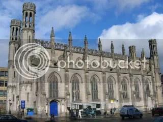 Church in Edinburgh