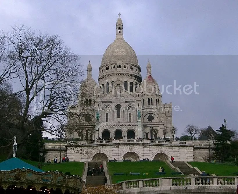 Sacre Cour Cathedral