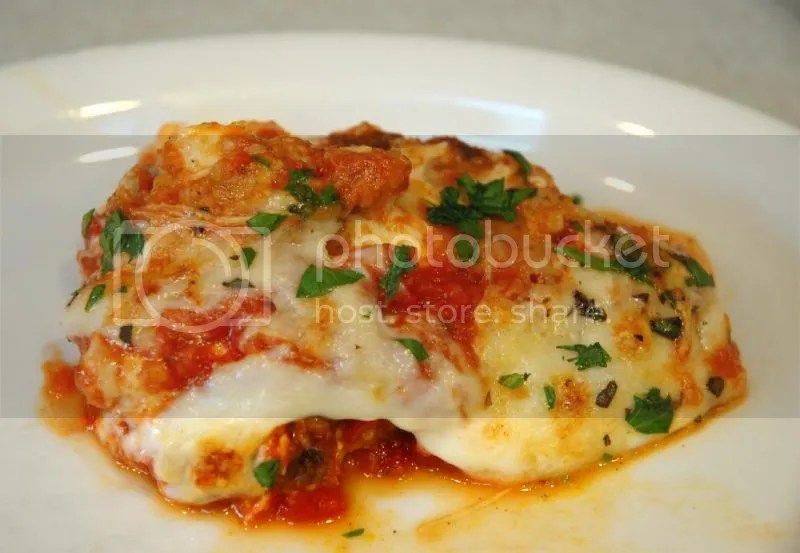 Chicken Parmesan Recipe Bon Appetit