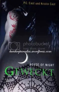 House of Night; 8